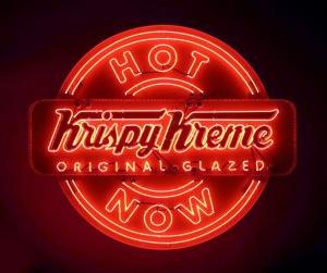 Krispy Kreme National Doughnut Day Makes My Day
