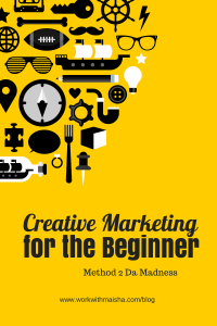Creative Marketing for A Beginner